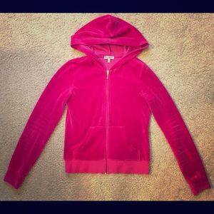 Juicy Couture Hooded Zipper-Up